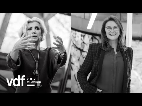 Carme Pinós in conversation with Naomi Milgrom | Virtual Design Festival x MPavilion | Dezeen