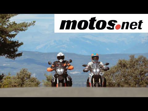Comparativo KTM 790 Adventure R vs Yamaha Ténéré 700 / Prueba / Preview en español