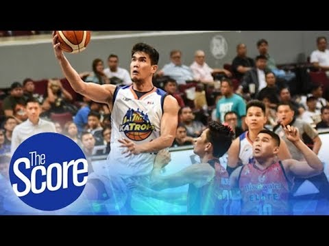 The Score: Troy Rosario's