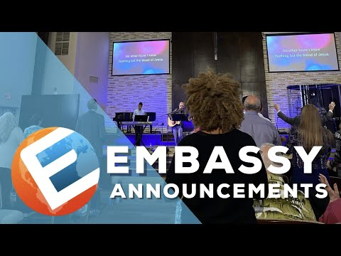 EMBASSY INTERNATIONAL CHURCH ORLANDO