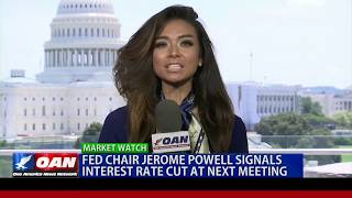 High Profile Week for Reserve Chairman Jerome Powell