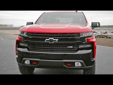 2019 Chevrolet Silverado ? Ready to fight Ford F-Series