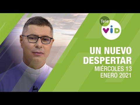 Un nuevo despertar 🌄 Miércoles 13 de Enero 2021, Padre Carlos Andrés Montoya – Tele VID