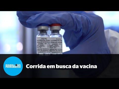 Vacina: 5,7 bilhões de doses já foram compradas no mundo