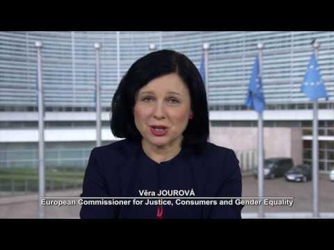 EPD Grußbotschaft Věra Jourová