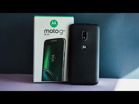 Motorola - G4 Play to Receive Android Nougat