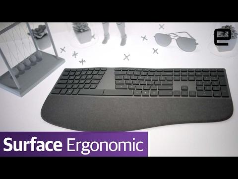 Microsoft Surface Ergonomic Keyboard: Review - UC-6OW5aJYBFM33zXQlBKPNA