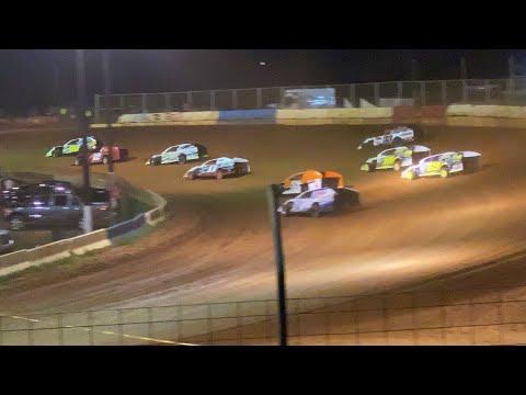 8/7/2021 Open Wheel Modified Cherokee Speedway - dirt track racing video image