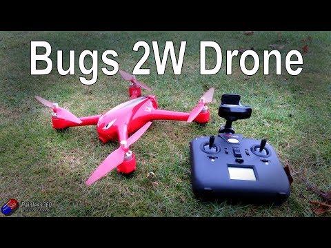 MJX Bugs 2W WiFi GPS Enabled Quadcopter - UCp1vASX-fg959vRc1xowqpw
