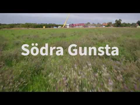 Södra Gunsta, augusti 2018