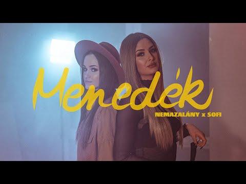 NEMAZALÁNY x SOFI – MENEDÉK (Official Music Video)