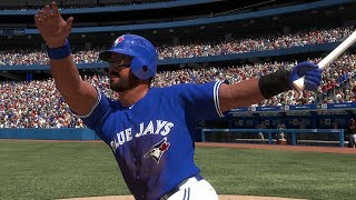 MLB The Show 19 Road To The Show With Skeeter Rabbit Blue Jays MLB 19 RTTS EP7 All Star Game + More