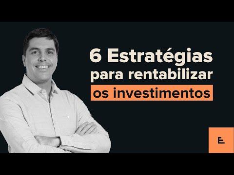 6 Estratégias de alocação de ativos para diversificar sua carteira de investimentos.
