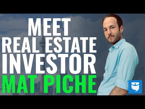 Meet Real Estate Investor Mat Piche aka The Fruitful Investor! photo
