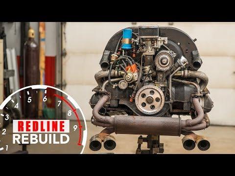 Volkswagen Beetle Engine Rebuild Time-Lapse | Redline Rebuild - S1E7 - UCLgEVx4mzk3T3mzgbKG54Eg
