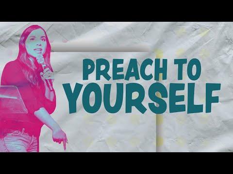 Preach to Yourself  Paola Garcia