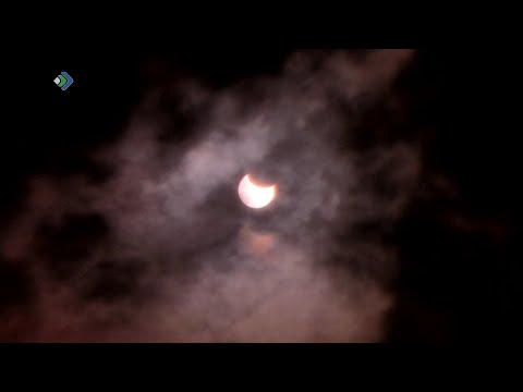 За уникальным небесным явлением наблюдал сегодня буквально весь мир