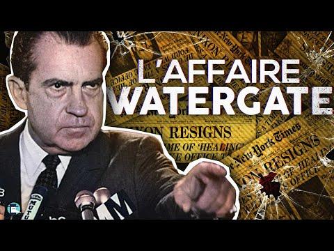 Le scandale du Watergate : La chute d'un président américain