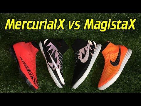 Nike MercurialX Proximo & Street VS MagistaX Proximo & Street Comparison - Review + On Feet - UCUU3lMXc6iDrQw4eZen8COQ