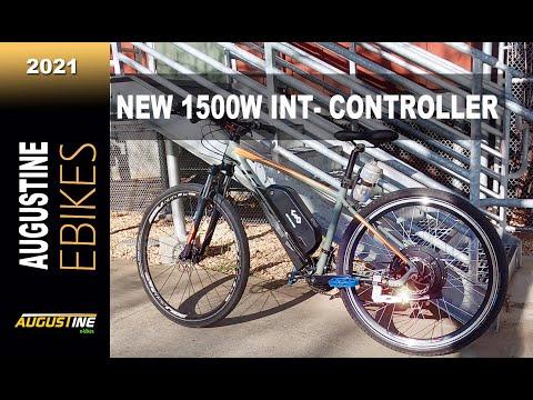 E bikes 2021: NEW - Powerful 1500w Rear Hub Kit with Internal Controller