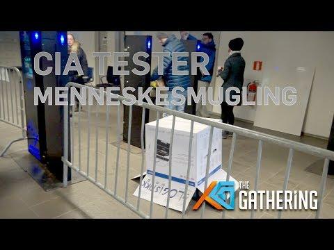 TG18: CIA tester menneskesmugling