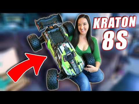 ARRMA KRATON 8S - NEW 1/5 4x4 BLX Brushless Speed Monster Truck RTR - TheRcSaylors - UCYWhRC3xtD_acDIZdr53huA