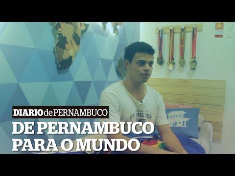 Alunos que levaram Pernambuco para o mundo
