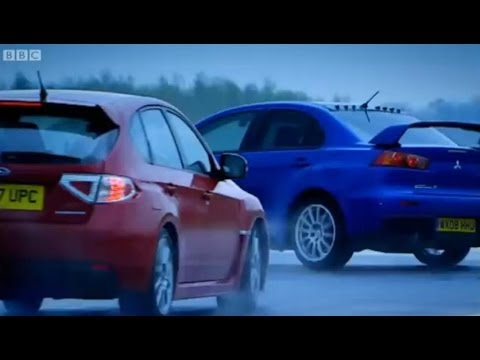 Subaru Impreza Top Gear Bbc
