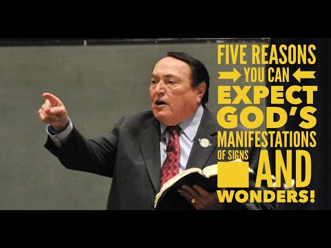 Five Reasons You Can Expect God's Manifestations Of Signs And Wonders!