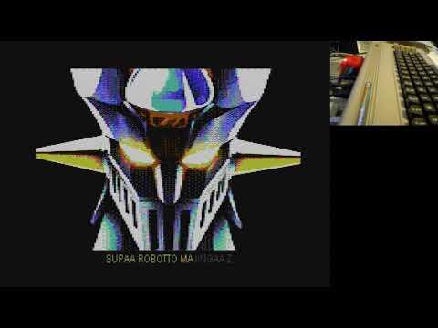Mazinger Z Sing-Along - C64