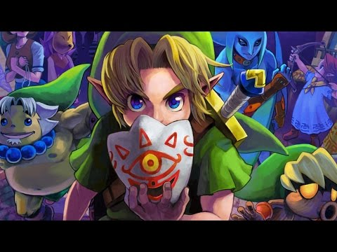 IGN's Top 10 Zelda Games of All Time - UCKy1dAqELo0zrOtPkf0eTMw