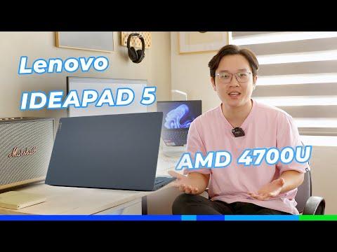 Lenovo Ideapad 5 (4700U): Chiếc máy ngon này không dành cho bạn