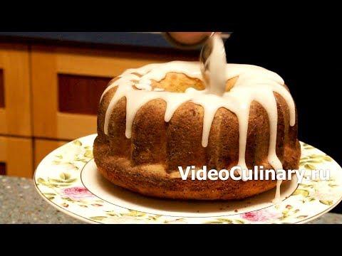 Сахарная глазурь - Простой рецепт от Бабушки Эммы