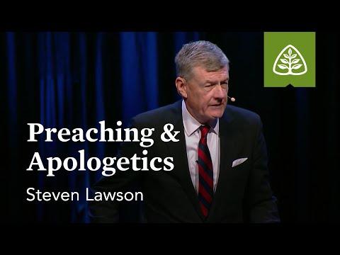 Preaching & Apologetics (Optional Session)