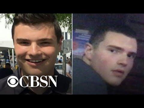 Manhunt underway for university student accused of double murder
