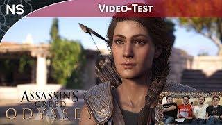 Vidéo-Test : Assassin's Creed Odyssey   Vidéo-Test PS4 (NAYSHOW)