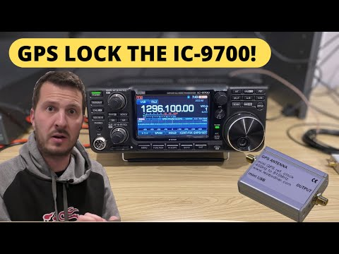 GPS Lock Your Icom IC-9700 with the Leo Bodnar Injection Board! Simple Installation & Setup!