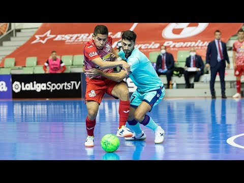 ElPozo Murcia Costa Calida - Levante U D  Jornada 5 Temp 20-21