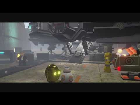Lego Star wars The Force Awakens part 9