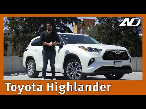 Toyota Highlander ?? - La evolución del vehículo familiar