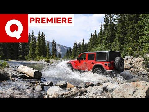 Abbiamo guidato la nuova Jeep Wrangler!