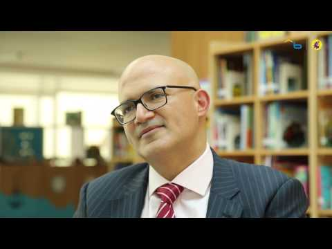[PROMO] One-on-one with Navin Valrani [CEO, The Arcadia Preparatory School & Al Shirawi Group]