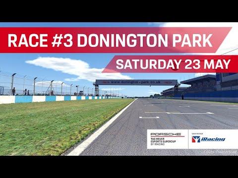 Porsche TAG Heuer Esports Supercup – Race #3 Donington Park
