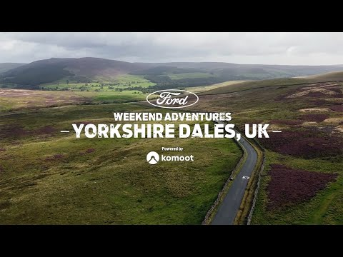 Weekend Adventures, Yorkshire Dales | komoot | Ford Transit Nugget