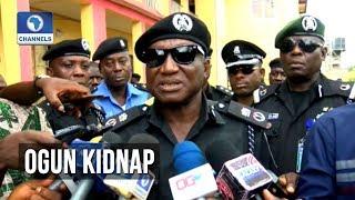 Ogun Police Arrest Suspected Kidnappers