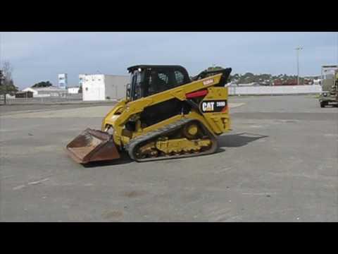 SKID STEER LOADER 2014 CAT 289D #CAT0289DKTAW01437