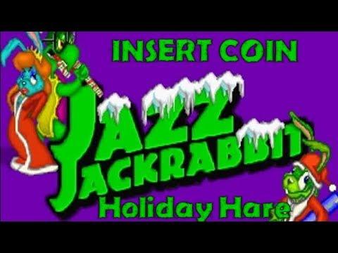 Jazz Jackrabbit: Holiday Hare (1994) - PC - Especial Navidad