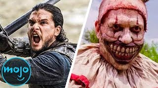 Top 10 Shows With The Highest Kill Counts