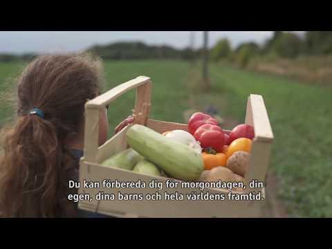 En fråga om vilja - Fonden Sparbanken Miljö 30s | Säästöpankki Sparbanken