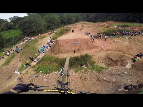 GoPro: Insane Loosefest Mountain Bike Train